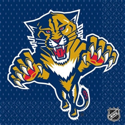 Florida Panthers Luncheon Napkins | Party Supplies