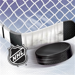 NHL Luncheon Napkins | Party Supplies