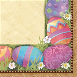 Easter Elegance Luncheon Napkins | Party Supplies