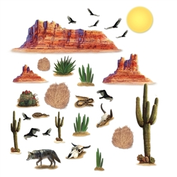 Wild West Desert Props | Party Supplies