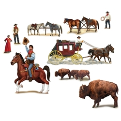 Wild West Character | Party Supplies