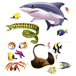 Marine Life Props | Party Supplies