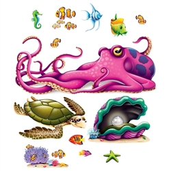 Sea Creature Props | Party Supplies
