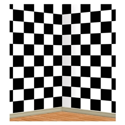 Checkered Backdrop