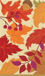 Festive Fall Guest Towels | Party Supplies