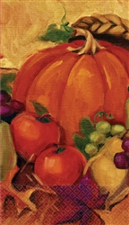 Harvest Still Life Guest Towels | Party Supplies
