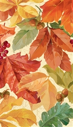 Elegant Leaves Guest Towels | Party Supplies