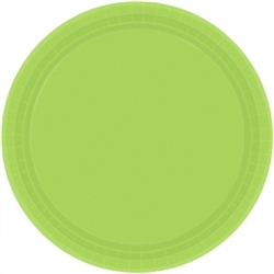 "Kiwi 7"" Paper Plates 
