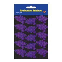 Graduation Cap Stickers for Sale