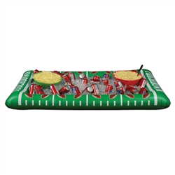 Inflatable Football Buffet Cooler | Party Supplies