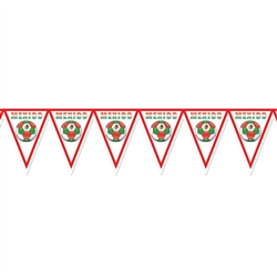 Mexico Pennant Banner