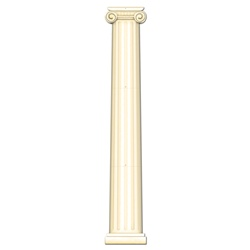 Jointed Column Pull-Down Cutout