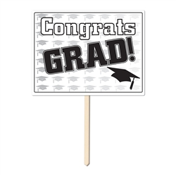 Graduation Yard Sign for Sale