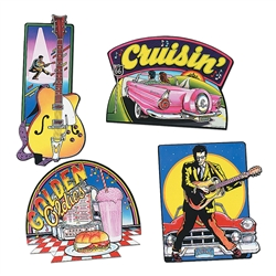 Rock & Roll Cutouts