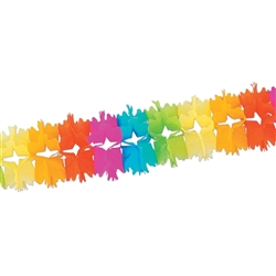 Multi-Color Pageant Garland