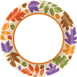 "Autumn Warmth 6-3/4"" Plates 