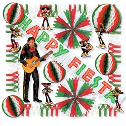 South of the Border Decorating Kit - 19 Pieces