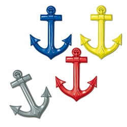 Plastic Ship's Anchors