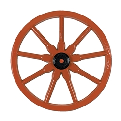Plastic Wagon Wheel