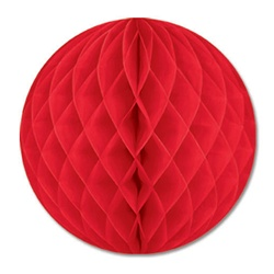 Red Tissue Ball