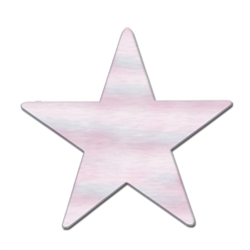 Opalescent Star Cutout