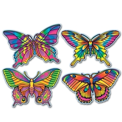Butterfly Cutouts