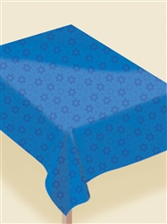 "Hanukkah Table Cover 52"" x 90"" 