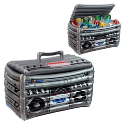 Inflatable Boombox Cooler | Party Supplies