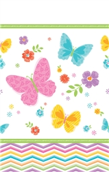 Celebrate Spring Plastic Table Cover | Party Supplies