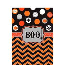 Modern Halloween Plastic Table Cover | Party Supplies