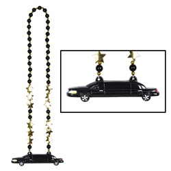 Beads with Limo Medallion