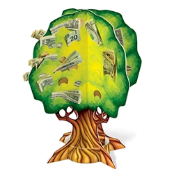 3-D Money Tree