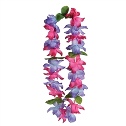 Silk 'N Petals Island Blooms Lei | Party Supplies