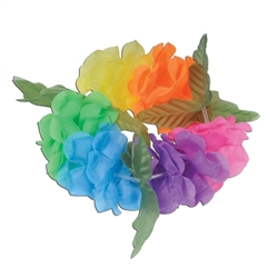 Silk 'N Petals Big Island Headband | Party Supplies