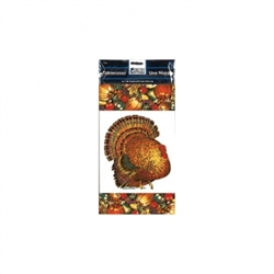 Autumn Turkey Paper Table Covers | Party Supplies
