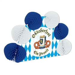 Oktoberfest Pop-Over Centerpiece