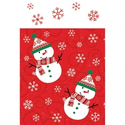 Very Merry Paper Table Cover | Party Supplies