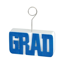 Blue Graduation Decorations for Sale
