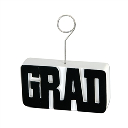 Black Graduation Decorations for Sale