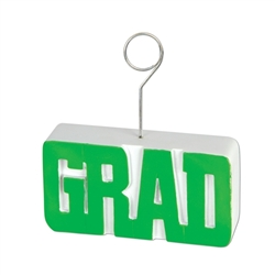 Green Graduation Decorations for Sale