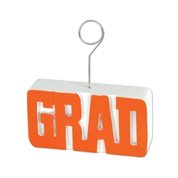 Orange Graduation Decorations for Sale