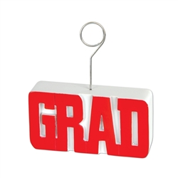 Red Graduation Decorations for Sale