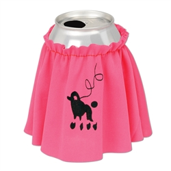 Drink Poodle Skirt