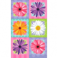 In Bloom Plastic Table Covers | Party Supplies