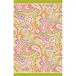 Pretty Paisley All-Over Print Paper Table Covers | Party Supplies