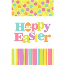 Easter Expressions Table Cover | Party Supplies