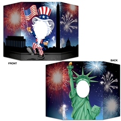 Patriotic Photo Prop