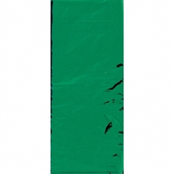 Green Metallic Table Cover | Party Supplies