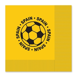 Spain Luncheon Napkins