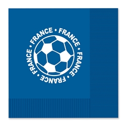 France Luncheon Napkins